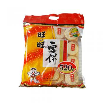 旺旺雪饼520g