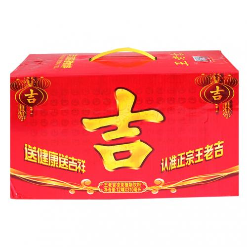 12罐王老吉凉茶