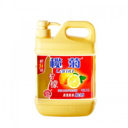 榄菊洗洁精柠檬1.5kg