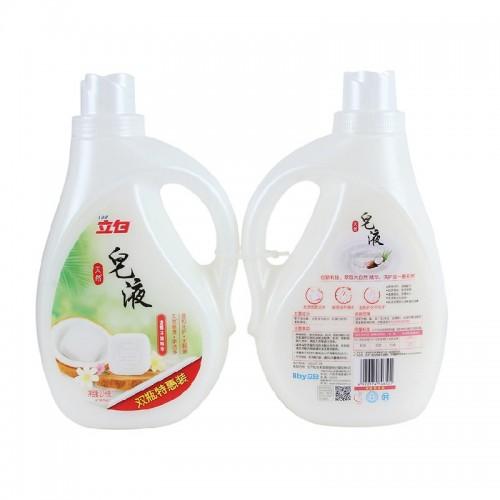 立白天椰油皂液2L*2