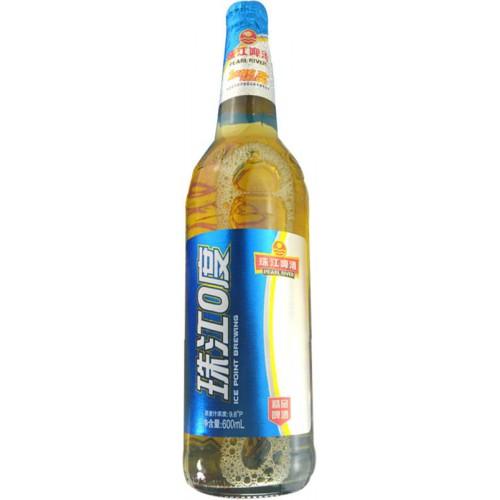 啤酒珠江_珠江0度啤酒600ml