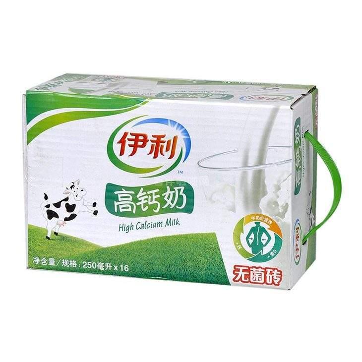 伊利高钙奶250ml*16