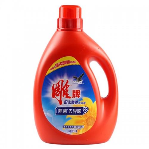雕牌阳光馨香洗衣液3kg