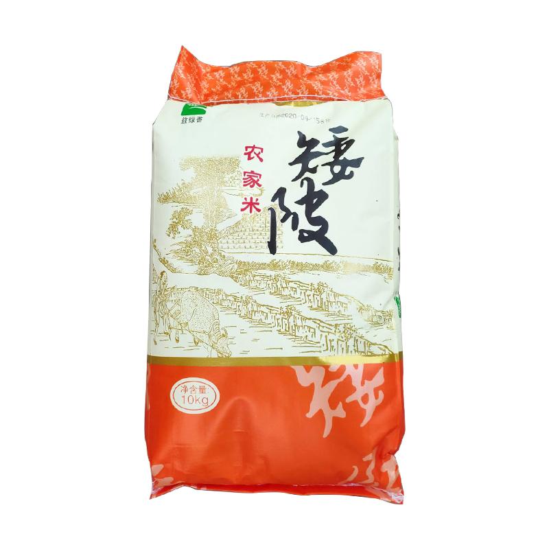 益绿香矮陂农家米10kg
